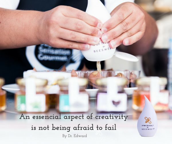 An essencial aspect of creativity is not being afraid to fail (2)