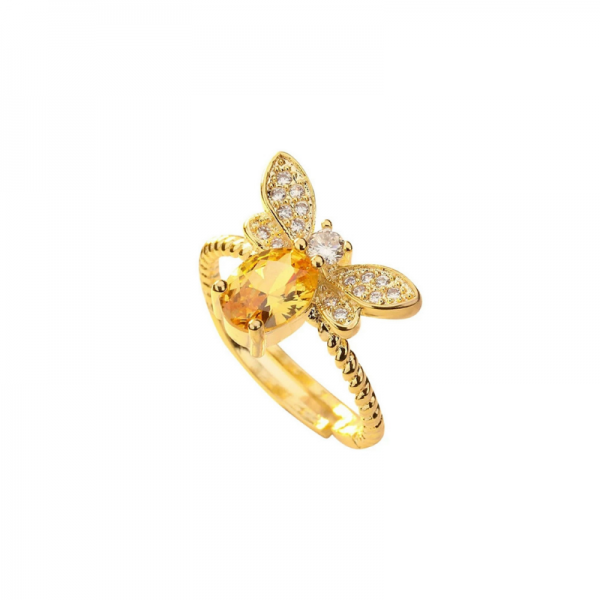 QueenBee Ring by Beesweet